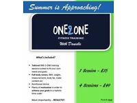 One2One Training & Sports Massage