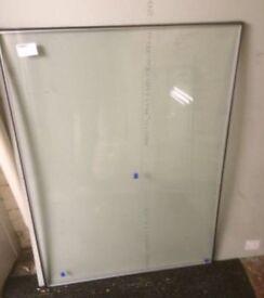 Glass, double glazed unit, new, size 1011 x 1068, £20 only.