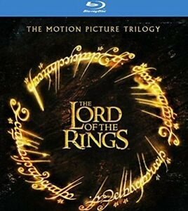 THE LORD OF THE RINGS ORIGINAL MOTION PICTURE TRILOGY-BLU-RAY