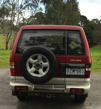 1996 Holden Jackaroo Wagon Templestowe Lower Manningham Area Preview