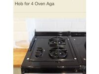 AGA Gas Hob for Pre 1974 Aga -brand new �� 560 - will take ��350 plus postage