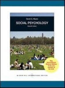 Social psychology books ebay social psychology myers fandeluxe Choice Image