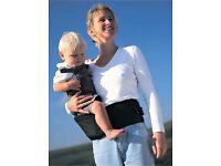 Hippychick child hip seat for easier carrying of your little one.