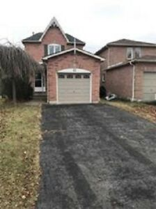 Full House for Lease in Ajax
