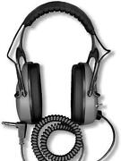 Gray Ghost Headphones