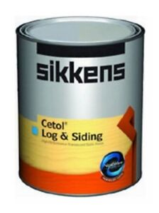 SIKKENS Clear & Solid Outdoor & Indoor Finishes - NEW - Unopened