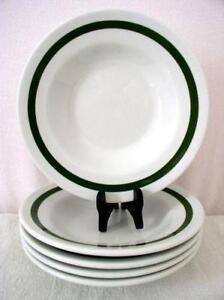 Green Stripe Restaurant Ware & Restaurant Ware | eBay