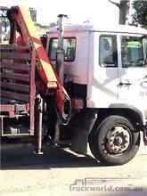 2006 NIssan UD Crane Truck For Sale North Parramatta Parramatta Area Preview