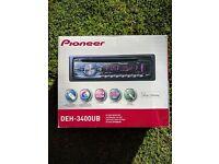 Pinoneer Car Stereo / Head Unit