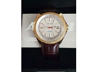 Leather Strap AVI-8 Watch