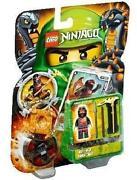 Lego Ninjago Minifigures NRG Zane