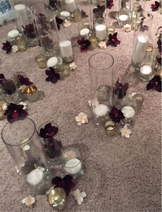 Fake flowers, mirrors,and glass rocks for sale Kitchener / Waterloo Kitchener Area image 3