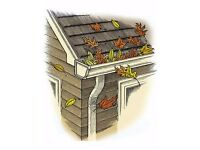GUTTER CLEANING - ONLY £20 **** NO HIDDEN COSTS **** PROPERTY MAINTENANCE