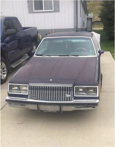 1983 Buick Regal Coupe
