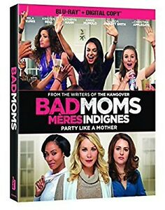 Bad Moms blu ray