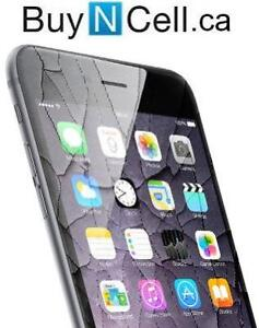 APPLE iPHONE SCREEN REPAIR - FASTEST AND LOWEST PRICE + WARRANTY
