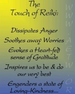 REIKI HEALING AND TEACHING Helensvale Gold Coast North Preview
