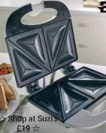 Toastie maker