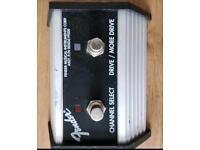 Fender Amp 2 way Switch