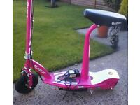 RAZER SCOOTER perfect condition cost £159 will except £70 not long new.