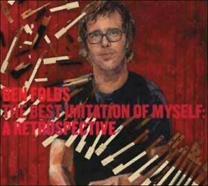 BEN FOLDS The Best Imitation Of Myself: A Retrospective CD BRAND NEW Best Of