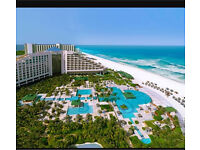 ** 2 WEEK HOLIDAY FOR TWO IN CANCUN**