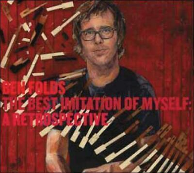 BEN FOLDS The Best Imitation Of Myself: A Retrospective CD BRAND NEW Best