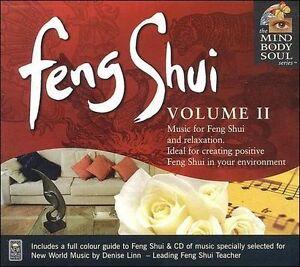Feng Shui 2 - Mind Body Spirit Series CD  by Linn Denise