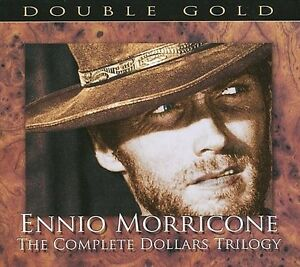 ORIGINAL SOUNDTRACK/ - ENNIO MORRICONE: THE COMPLETE DOLLARS TRILOGY - NEW CD