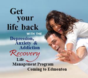FREE DEPRESSION, ANXIETY, AND ADDICTION RECOVERY PROGRAM