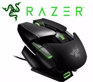 NEW RAZER GAMING MOUSE   Elite Ambidextrous Wired or Wireless Gaming Mouse - 8200 DPI 4G Laser Sensor COMPUTER 95327549