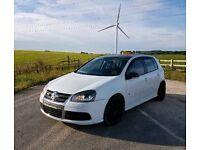 ☆2009 58 VW GOLF 1.9TDI☆R32 REPLICA《FSH《REMAPPED MODIFIED swap/px