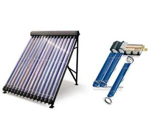 Solar Water Heating Panels-Vacuum Tube Solar Collector 15 Tubes