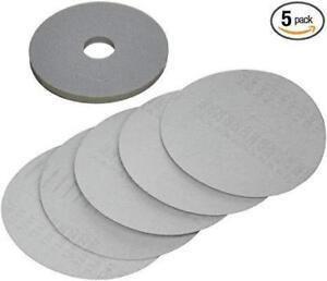 Porter Cable 79220-5 220 Grit Hook & Loop Drywall Sander Pad & Discs - 5 Pack neufff