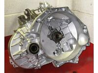 GEARBOXES AXLES CLUTCHES & DIFFS