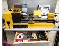 Hobbymat 65 Model Engineering Lathe