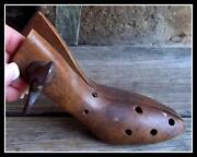Wooden Shoe Molds