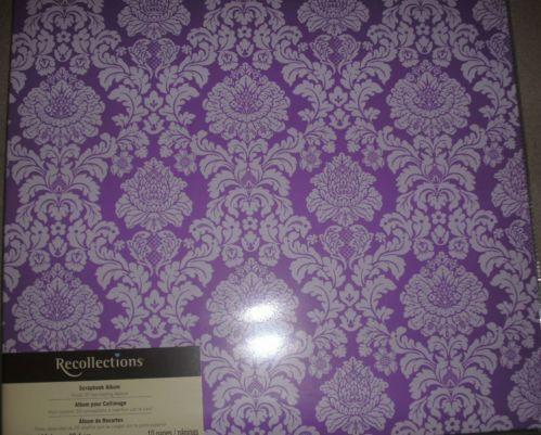 Recollections Scrapbook Album Ebay