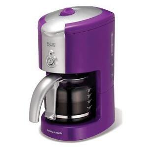 Morphy-Richards-Purple-Filter-Coffee-Maker-Machine-47057