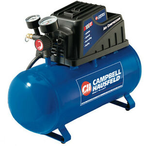 CAMPBELL HAUSFELD 3 GALLON AIR COMPRESSOR - USA BIG-BOX SURPLUS