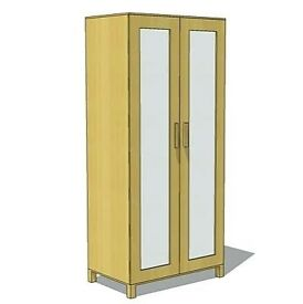 Wardrobe Aneboda (delivery available)