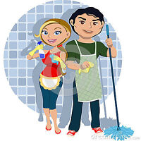 Cleaners looking for work