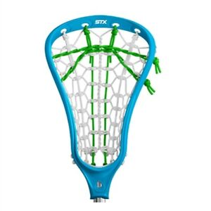 Women's Lacrosse Equipment including sticks and goggles