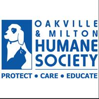 Volunteer for the Oakville Milton Humane Society!