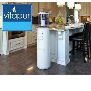 NEW VITAPUR HOT  COLD WATER DISPENSER vwd5446w 189479011 HOME HOUSE TOP LOAD FULL SIZE WHITE