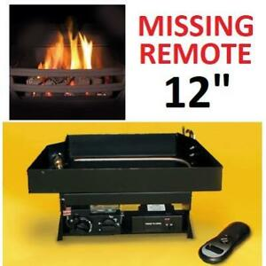 """NEW* MASTER FLAME BURNER SYSTEM 12"""" B40112NG 153083470 COAL NATURAL GAS FIRE PIT PLACE FIREPLACE"""