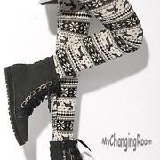 Wool Leggings