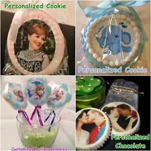 EDIBLE PICTURE * PHOTO CAKE * EDIBLE COOKIE IMAGE