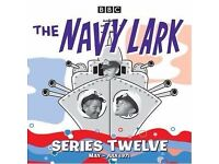BBC The Navy Lark Series Twelve 6 CD set. New and sealed audio book