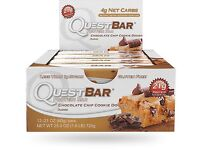 Quest Cookie Dough Protein Bars Box of 12
